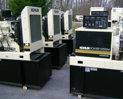 Kohler-Generator