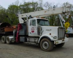 Crane(truck)4