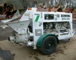 GroutConcretePump-4